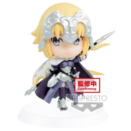 Fate Grand Order Chibikyun Character Ruler Jeanne D Arc figura 6cm termékfotója