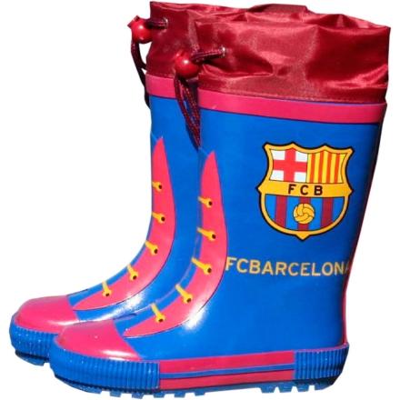 FC Barcelona vízálló csizma pánttal termékfotója