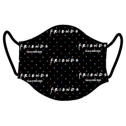 Friends többször használható felnőtt maszk termékfotója