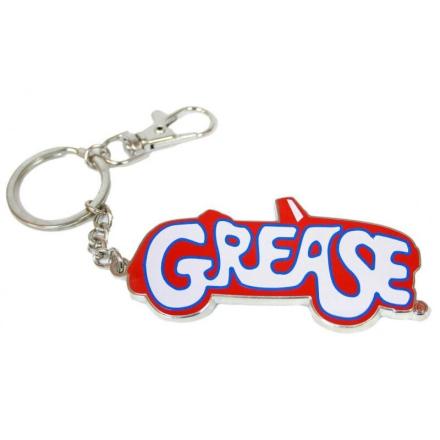 Grease fém kulcstartó termékfotója