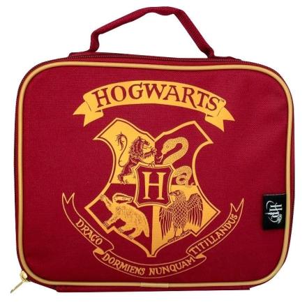Harry Potter Griffendél vörös termo uzsonnás táska termékfotója