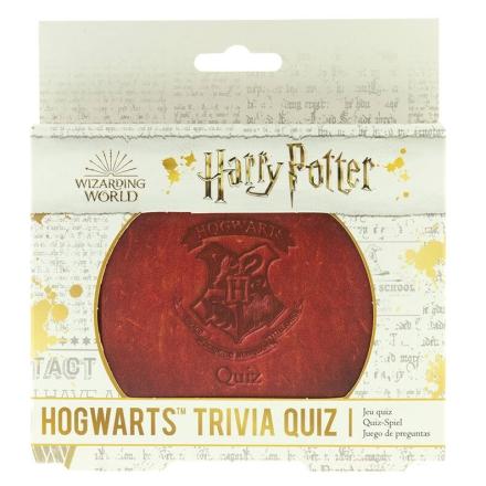 Harry Potter Hogwarts kvíz kártya csomag (angol nyelvű) termékfotója