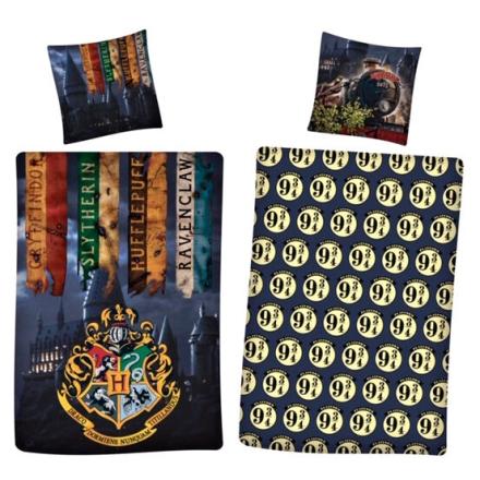 Harry Potter két oldalán mintás ágyneműhuzat 90cm termékfotója