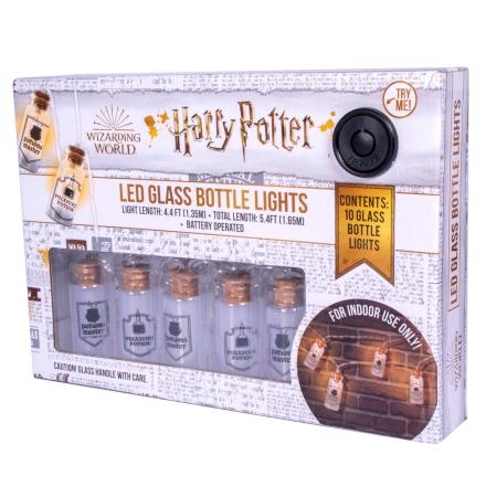 Harry Potter LED üveglámpás lámpafüzér termékfotója