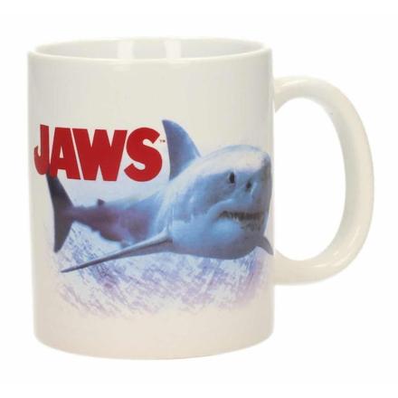 Jaws zárt szájú  bögre termékfotója