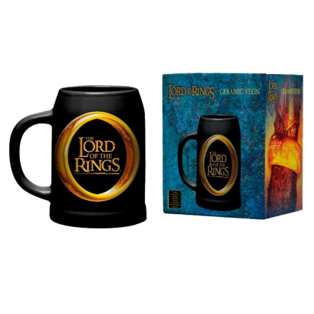 Lord of the Rings Single Ring kerámia korsó termékfotója