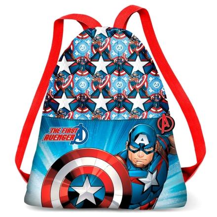 Marvel Amerika Kapitány tornazsák 41cm termékfotója