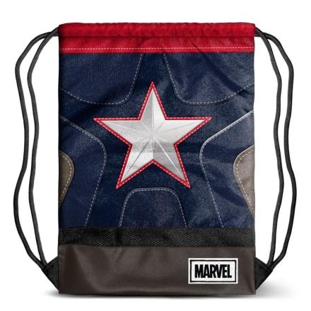 Marvel Amerika Kapitány tornazsák 48cm termékfotója