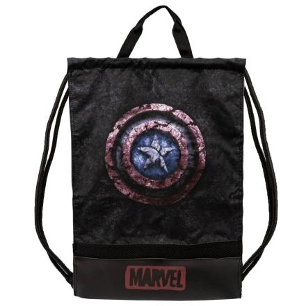 Marvel Amerika Kapitány tornazsák 49cm termékfotója
