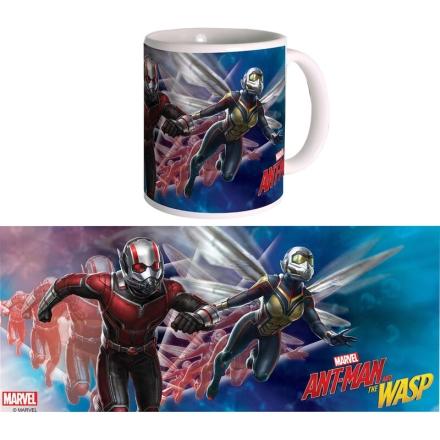 Marvel Ant-Man és The Wasp Sub-Atomic bögre termékfotója