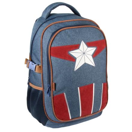 Marvel Bosszúállók Amerika Kapitány utazó hátizsák 47cm termékfotója