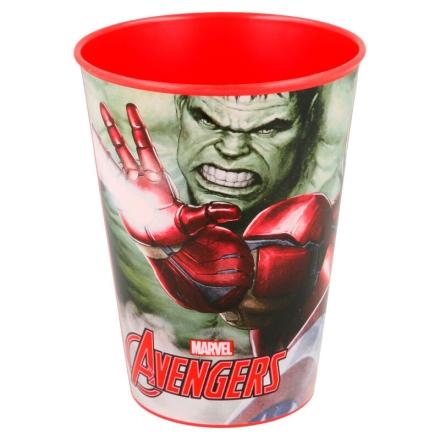Marvel Bosszúállók műanyagpohár 260ml termékfotója