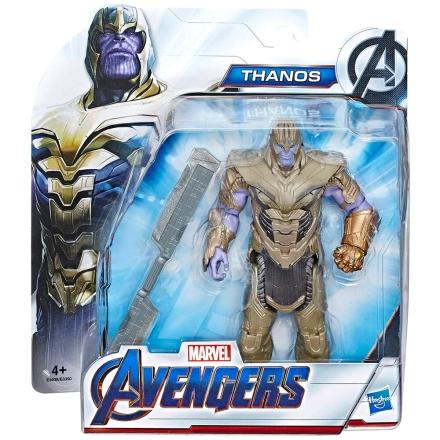 Marvel Bosszúállók Thanos figura 13cm termékfotója