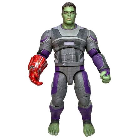 Marvel Bosszúállók Végjáték Hulk mozgatható figura 23cm termékfotója