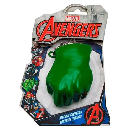 Marvel Hulk 3D kulcstartó termékfotója