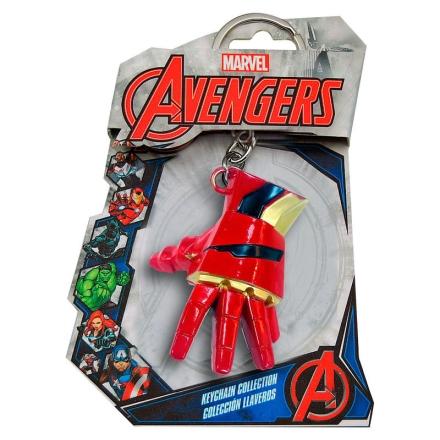 Marvel Iron Man 3D kulcstartó termékfotója