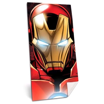 Marvel Iron Man pamut strand törölköző termékfotója
