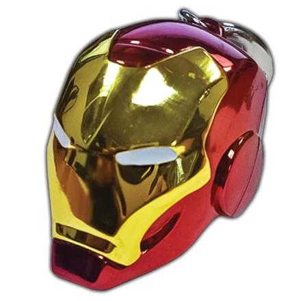 Marvel Iron Man Sisak metál kulcstartó termékfotója