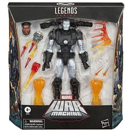 Marvel Legends War Machine figura 15cm termékfotója