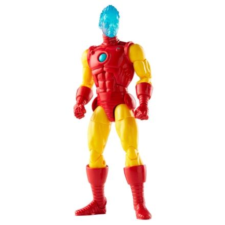 Marvel Shang Chi Vasember Tony Stark A.I. figura 15cm termékfotója