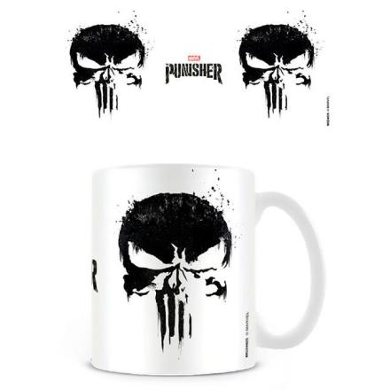 Marvel The Punisher Skull bögre termékfotója