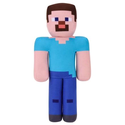 Minecraft Steve plüss 35cm termékfotója