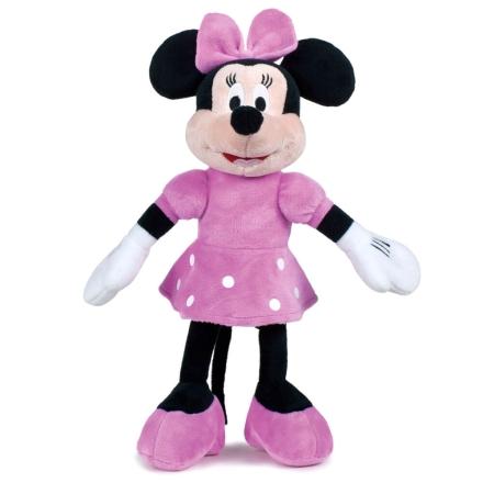 Minnie egér Disney plüssfigura 28cm termékfotója