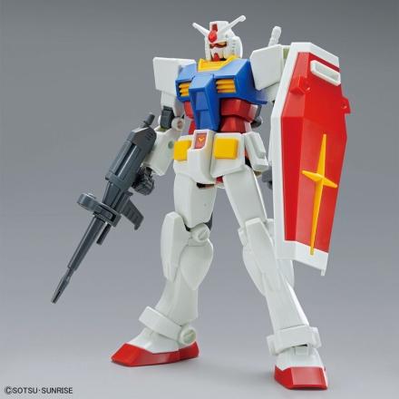Mobile Suit Gundam RX-78-2 modell készlet figura termékfotója