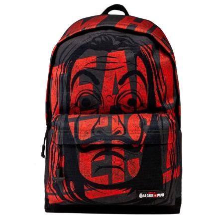 Money Heist táska hátizsák 43cm termékfotója
