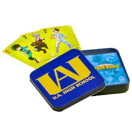 My Hero Academia kártyajáték termékfotója