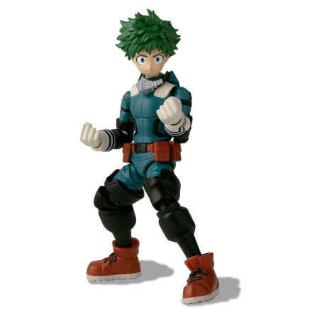 My Hero Academia Midoriya Izuku csuklós figura termékfotója
