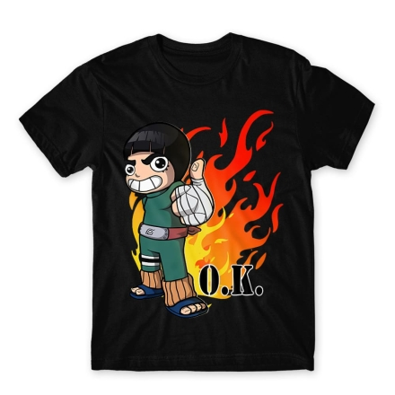 Naruto Power of Youth férfi póló termékfotója