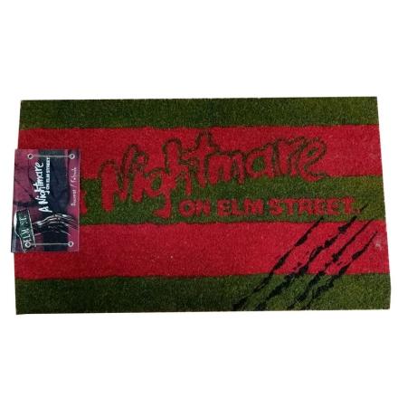 Nightmare on Elm Street lábtörlő termékfotója