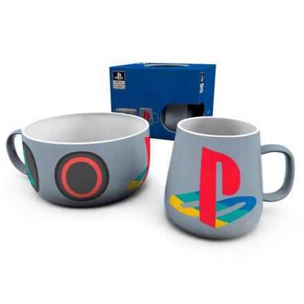 Playstation étkészlet termékfotója