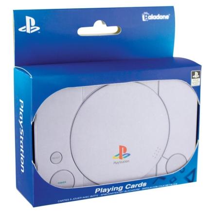 Playstation kártyapakli termékfotója