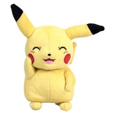 Pokemon  Pikachu plüss 17cm termékfotója