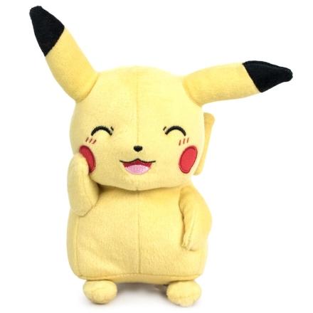 Pokemon Pikachu plüss 25cm termékfotója