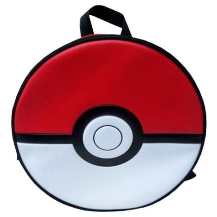 Pokemon Pokeball hátizsák 31cm termékfotója