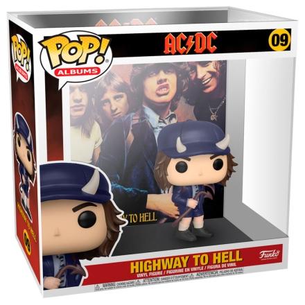POP figura Album AC/DC Highway to Hell termékfotója