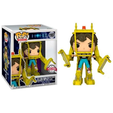 POP figura Alien Power Loader with Ripley Exkluzív termékfotója