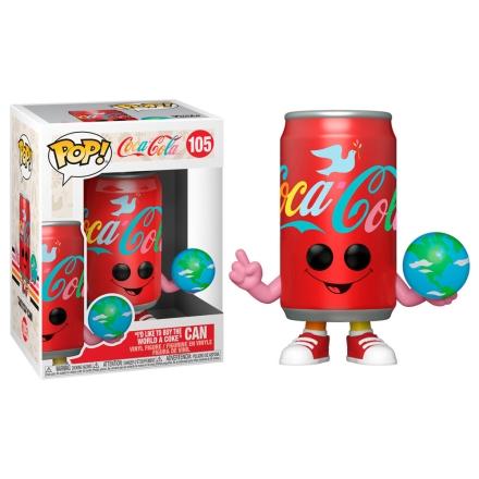 POP figura Coca-Cola I'd Like to Buy the World a Coke Can termékfotója