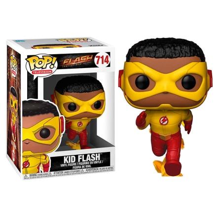 POP figura DC Comics The Flash Kid Flash termékfotója