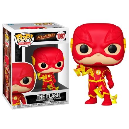 POP figura DC Comics The Flash - The Flash termékfotója