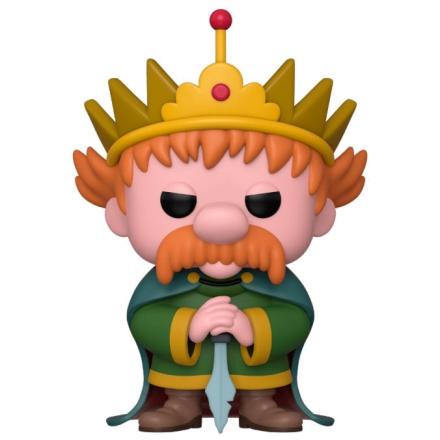 POP figura Disenchantment King Zog termékfotója