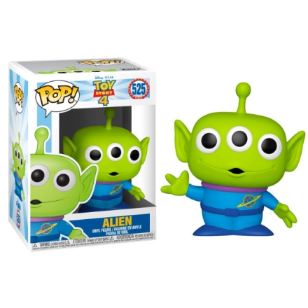 POP figura Disney Toy Story 4 Alien termékfotója