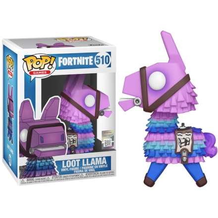 POP figura Fortnite Loot Llama termékfotója