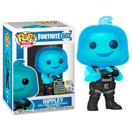 POP figura Fortnite Rippley Exclusive termékfotója