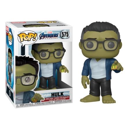 POP figura Marvel Bosszúállók Végjáték Hulk tacóval termékfotója