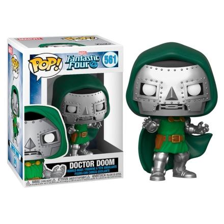 POP figura Marvel Fantastic Four Doom doktor termékfotója