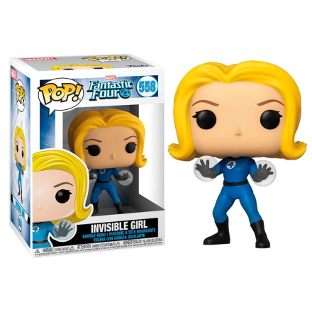 POP figura Marvel Fantastic Four Láthatatlan Lány termékfotója